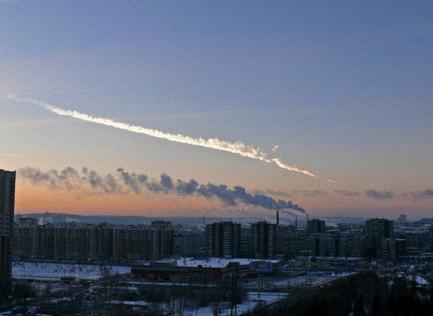 انفجار النيزك فوق روسيا قوته تفوق القنبلة النووية