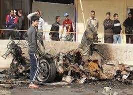 مقتل 26 في تفجيرات هزت مناطق ببغداد