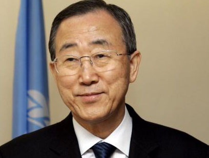 بان كي مون: لا أفق لحل سياسي في سوريا
