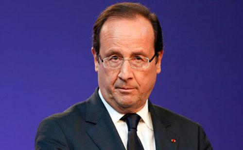 الرئيس فرانسوا يحث الامم المتحدة على حماية مناطق محررة في سوريا