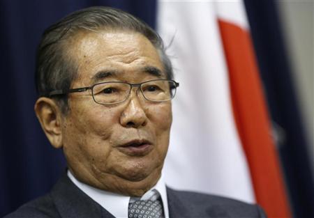 المعارضة اليابانية تختار وزير سابق زعيما لها