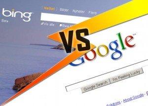 صراع بين جوجل ومايكروسوفت