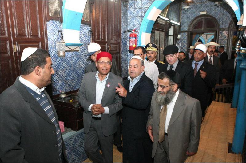 تل أبيب تدعو إلى التدخل لحماية يهود تونس