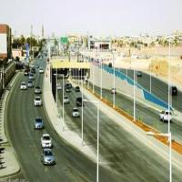 قريبا افتتاح امتداد طريق العروبة عبر القاعدة الجوية