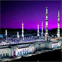 الملك عبدالله خادم الحرمين يدشن أكبر توسعة للمسجد النبوي