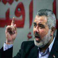 هنية: لم يبق أمامنا إلا المقاومة والثورة والانتفاضة