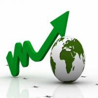 ارتفاع الأسهم واليورو