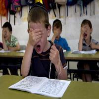 مدارس اسرائيل في حالة طوارئ للتدريب